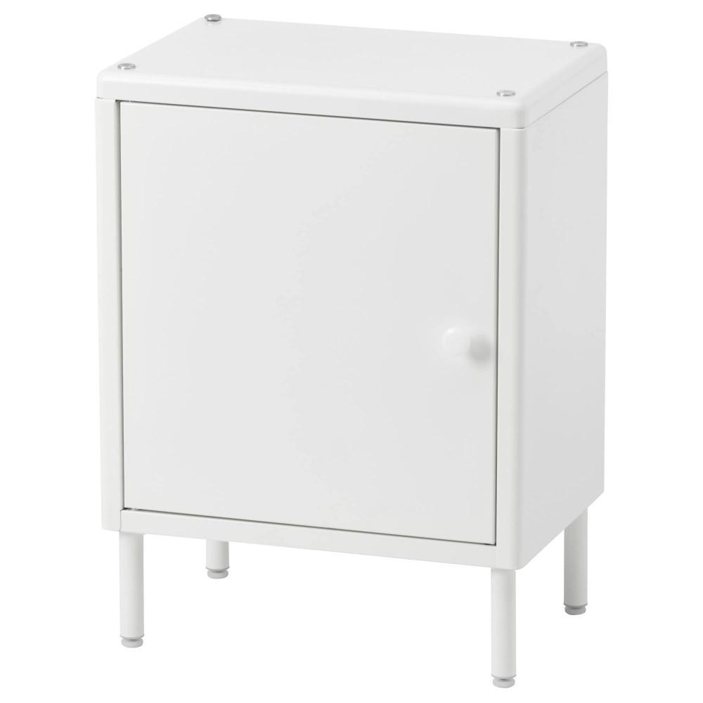 Шкаф с дверью ДИНАМ белый  фото 1