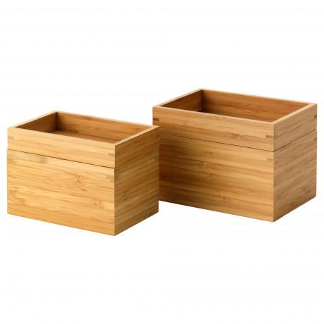 Набор для ванной, 4 предмета ДРАГАН бамбук фото 3
