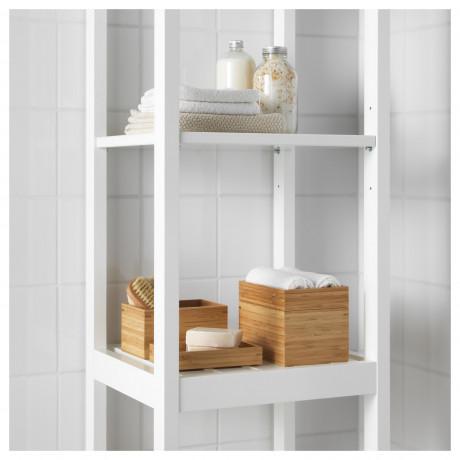 Набор для ванной, 4 предмета ДРАГАН бамбук фото 4