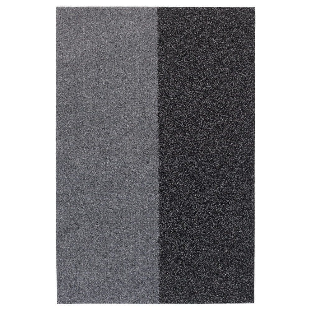 Придверный коврик ДЖЕРСИ темно-серый  фото 1