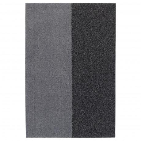 Придверный коврик ДЖЕРСИ темно-серый фото 3