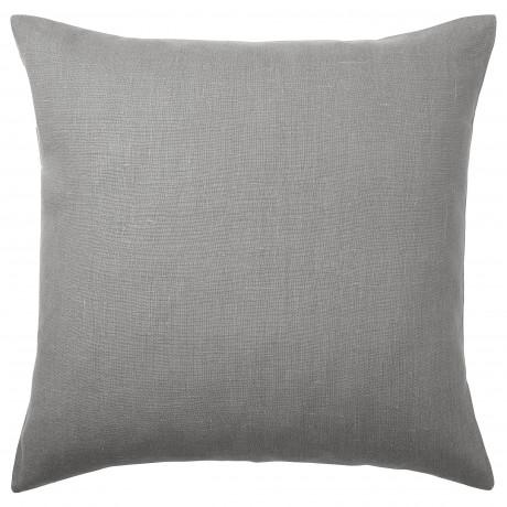 Чехол на подушку АЙНА серый фото 3